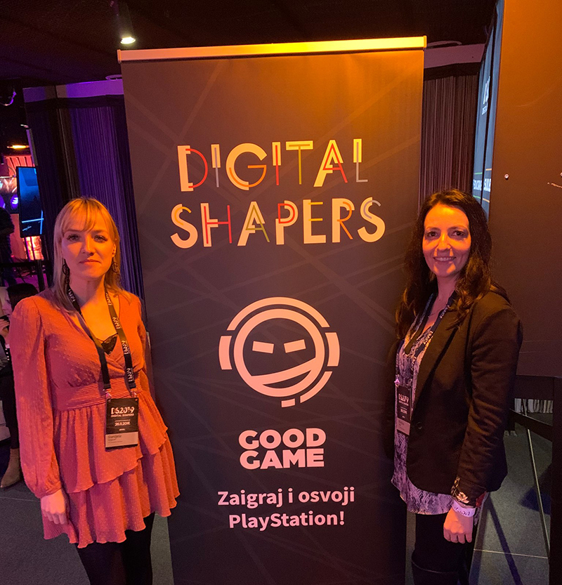 Digital Shapers 2019 Conference